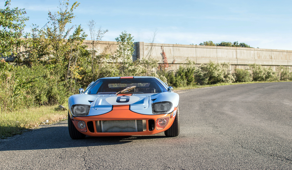 Howard's GT40 MKI Replica 26