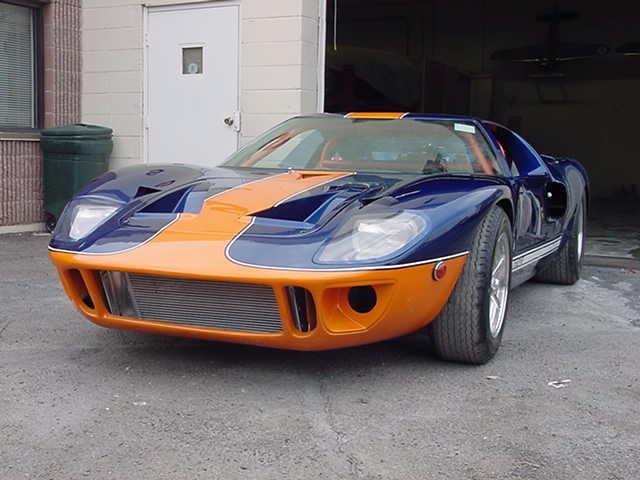 Ron's GT40 MKI
