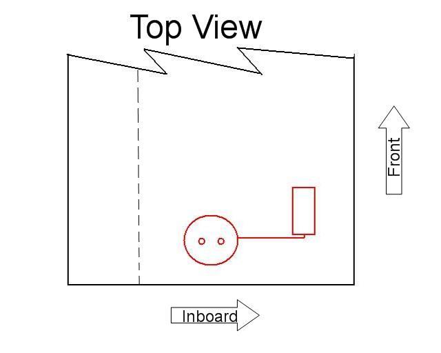tank top view