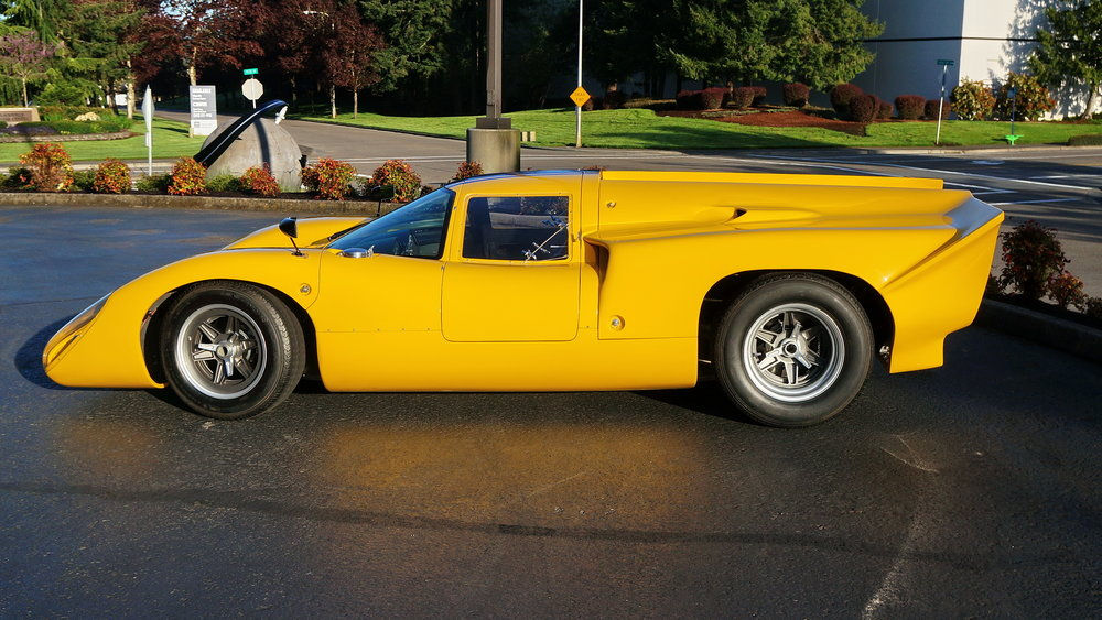 RCR T70 Mk IIIb — Race Car Replicas
