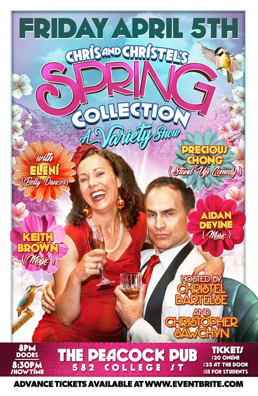 Chris and Christel's Spring Collection