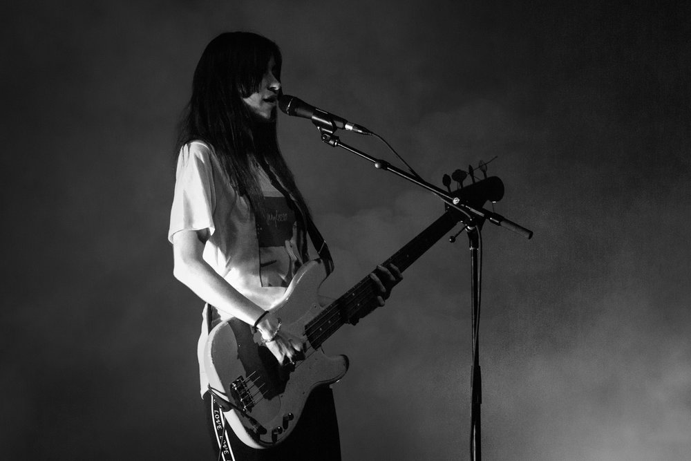 Warpaint - Theresa Wayman