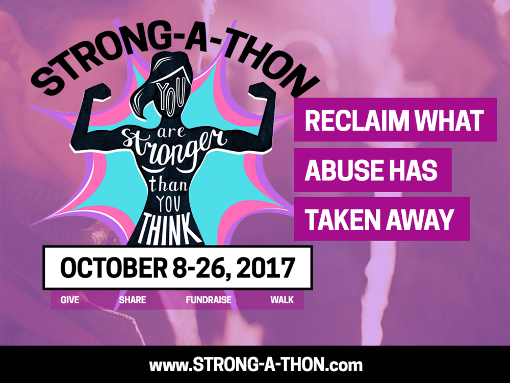 October is domestic violence awareness month - Be inspired with our list of fun and simple ideas to raise funds and awareness to help survivors of domestic violence and abuse during October Domestic Violence Awareness Month.Everything you need to get started!