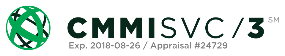 CMMI Logo with SeKON approval number