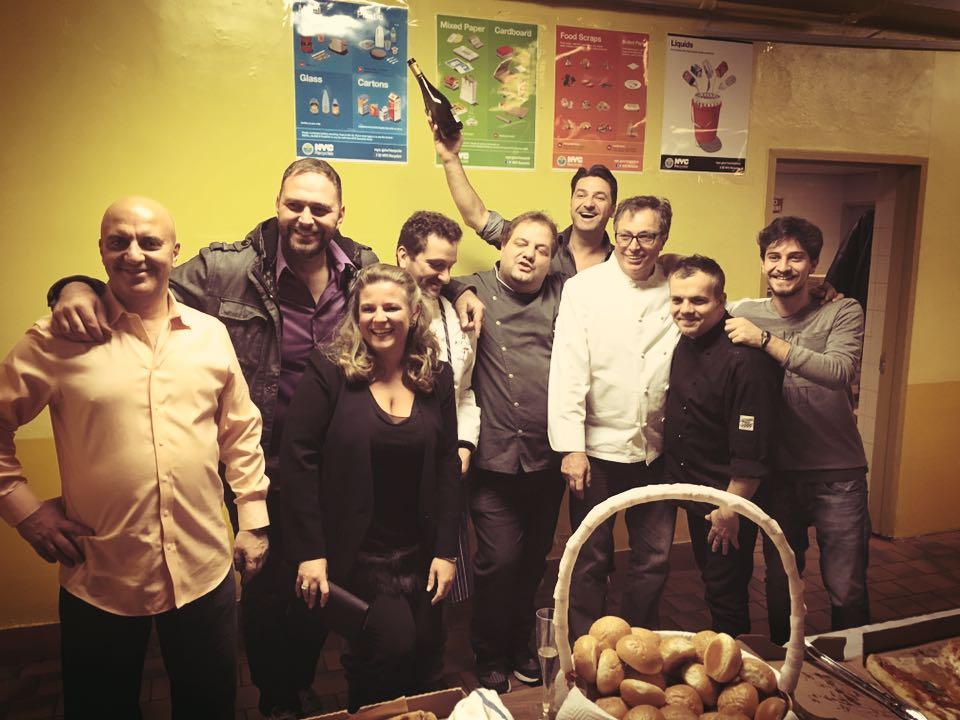 Massimo Carbone, Pasquale Cozzolino, Benedetta Orsi, Max Convertini, Ermino Conte, Rosario Procino, Michele Mazza, Raffaele Solinas, Riccardo Gaglione