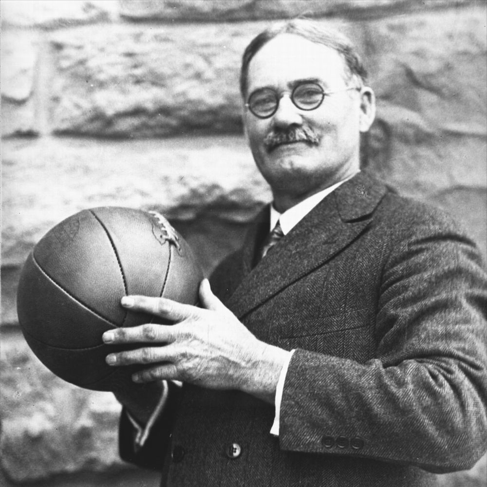 The Rules of Basketball were penned in 1891 by Dr. James Naismith. This document is one of the most important documents in sports history. Now that is has a new home in Lawrence, it is our duty to protect and keep it at all costs.
