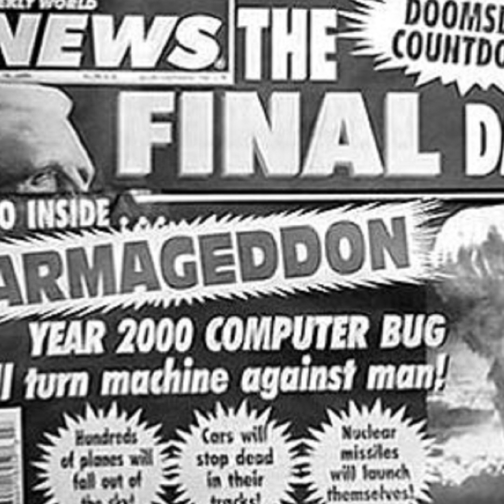 It is December 31st, 1999. All technology is about to expire - and as far as we know, it may even be the end of the world. Even though you had hoped to find a way to fix the Y2K bug, it seems that you and the rest of the world are doomed. Celebrate the end of technology by bringing in the new year with your very best friends!