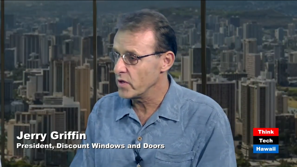 Jerry Griffin and Sharon Griffin are the co-owners of Discount Windows and Doors. The successful Griffin couple joins Business in Hawaii to discuss Hawaiiu0027s ...  sc 1 st  Meanersons Productions A Social Media Management Company & Hawaiiu0027s Building Boom - Discount Windows and Doors u2014 Meanersons ...