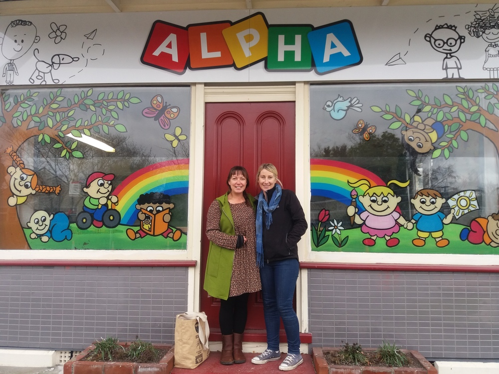 There is no audience tougher than 30 or so under 5's! Thanks Alpha Learning Centre hope you enjoy those pukapuka!