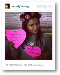 Mindy Kaling and the ACA