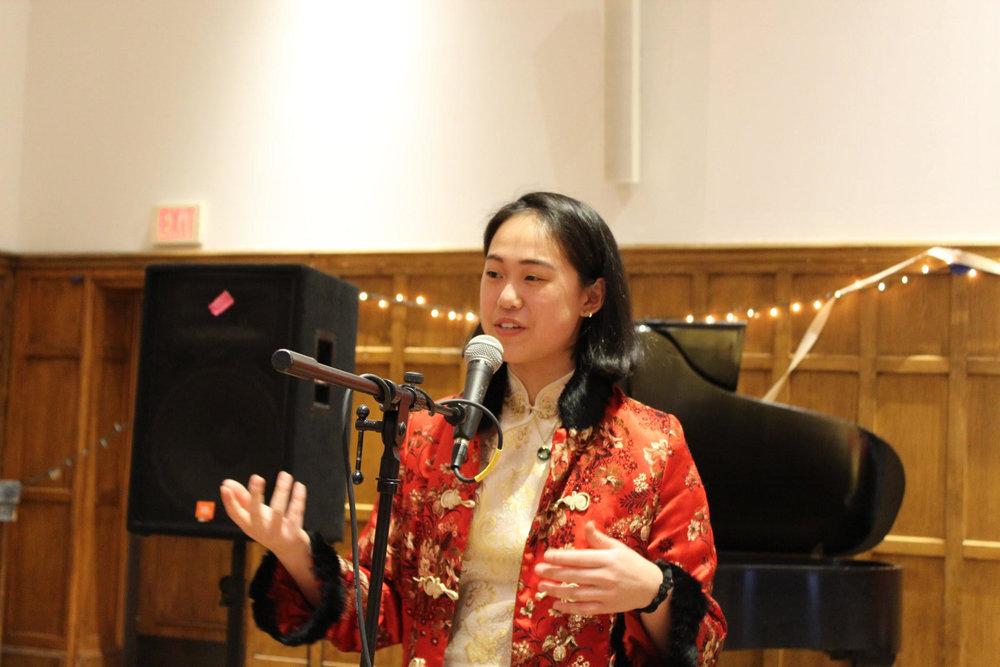 Megan J Wang