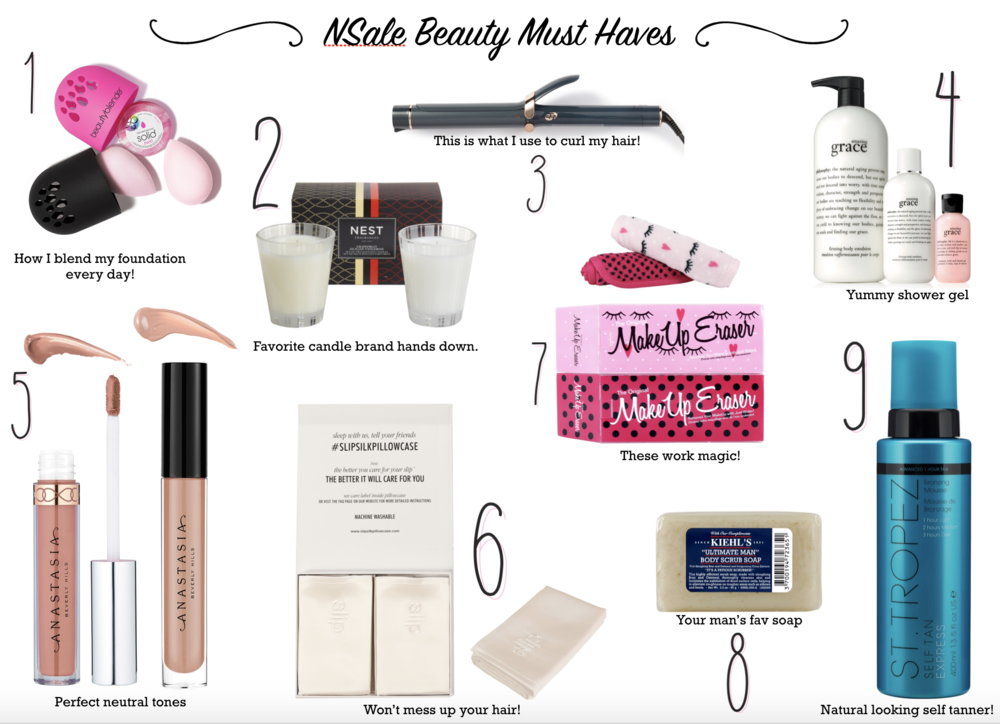 nsale beauty blog must haves.png
