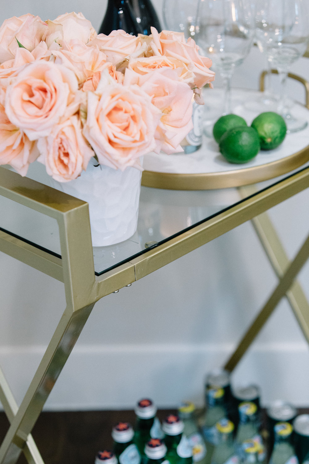 Gold and glass bar cart.jpg