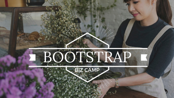 BOOTSTRAP BIZ CAMP - 12 week group business coaching program to designed to help entrepreneurs overhaul their businesses in just 90 days .