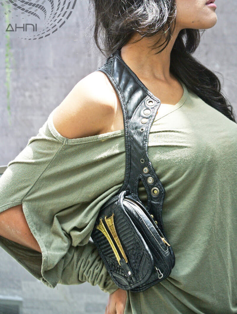 handgemaakte Shoulder Holster