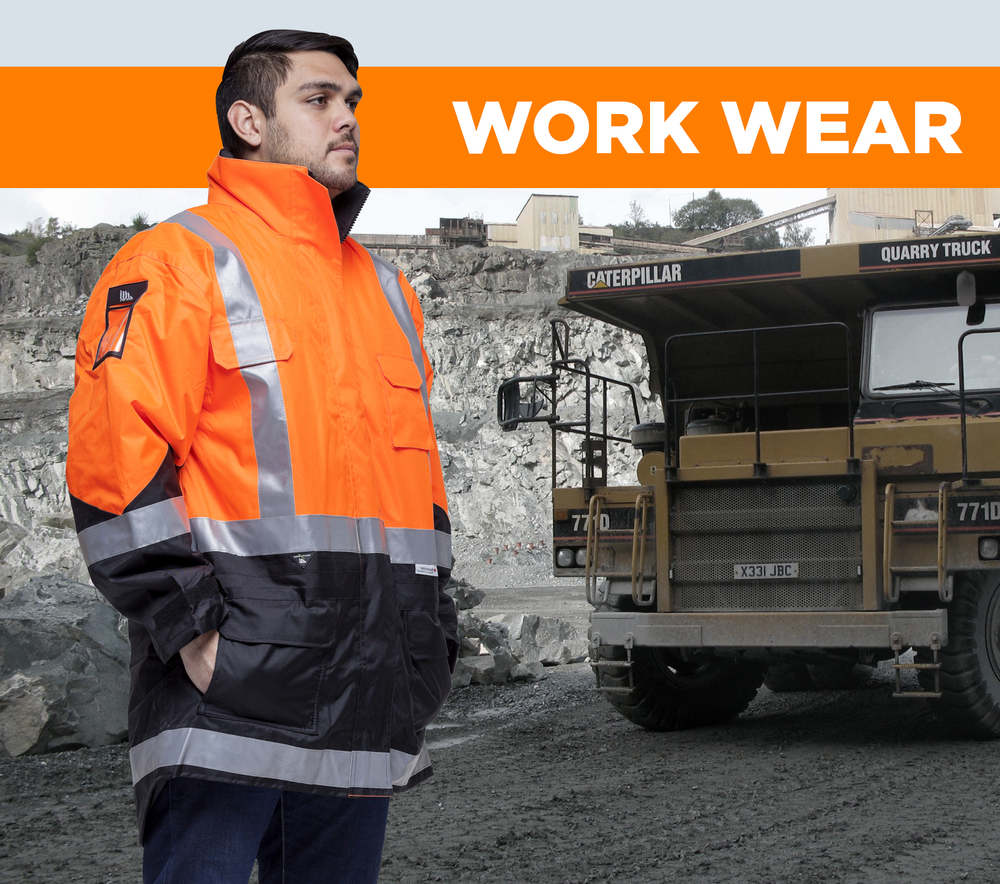 - We're New Zealand's leadingSupplier of Quality Workwear.We supply everything to fit outyour team from head-to-toe,and can even personalise yourgear with branding- talk tous today!