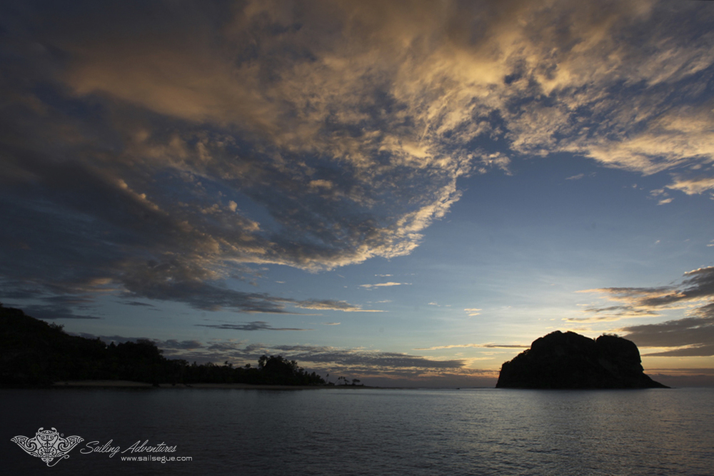 After a day exploring Palau, take in the night sky, completely free of light pollution...