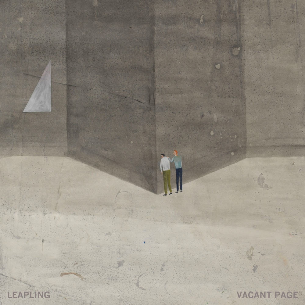 "28. LEAPLING | ""VACANT PAGE"""