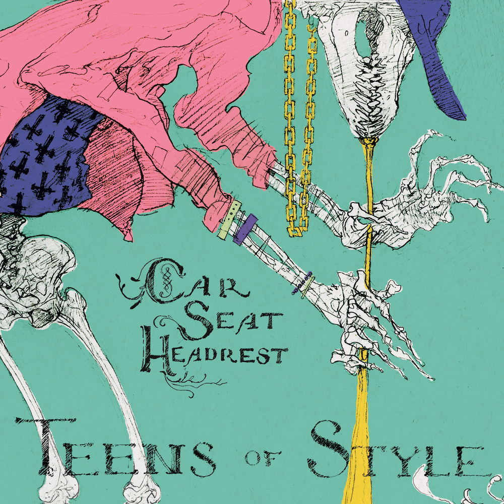 Car Seat Headrest Teens Of Style Album Review Post Trash