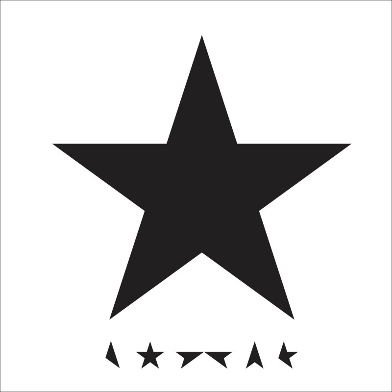 "15. David Bowie | ""Blackstar"""