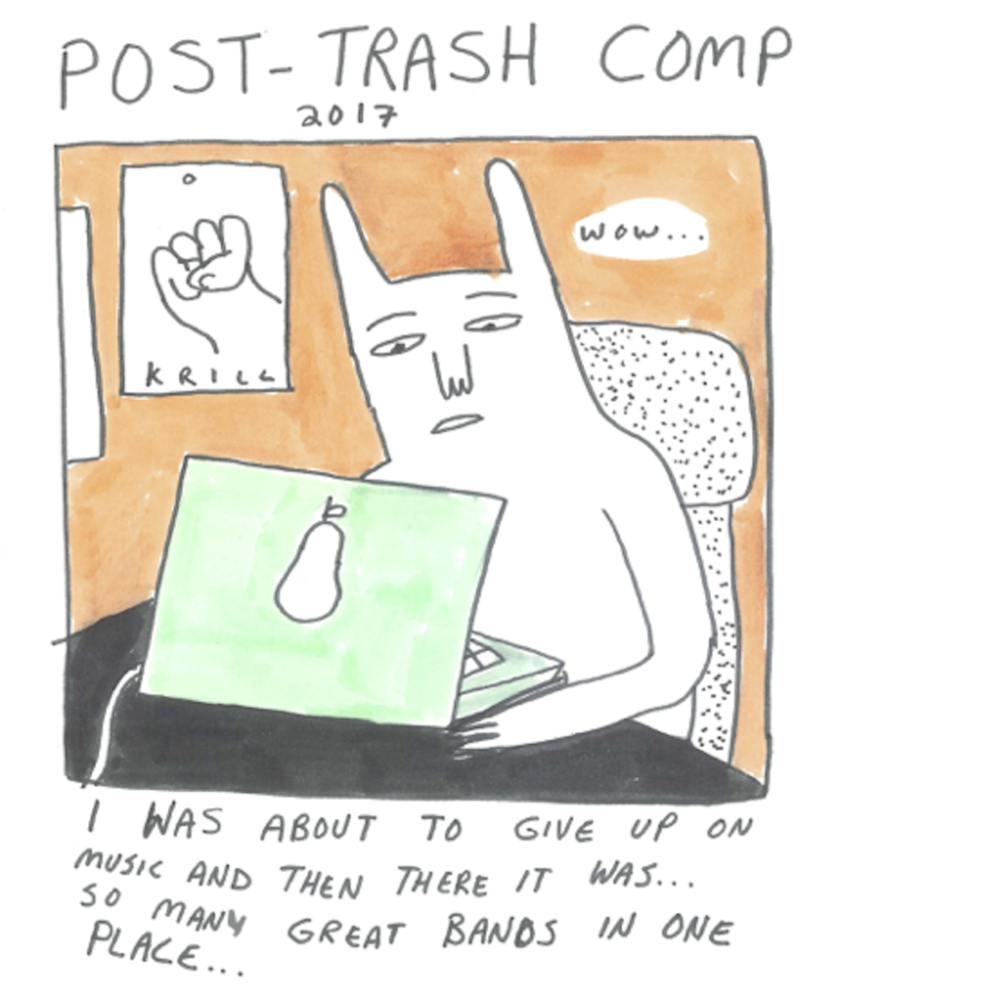 Thanks For Coming — NEWS — POST-TRASH