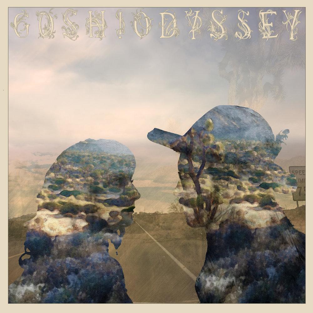 GOSH! - Odyssey - Album Cover.jpg