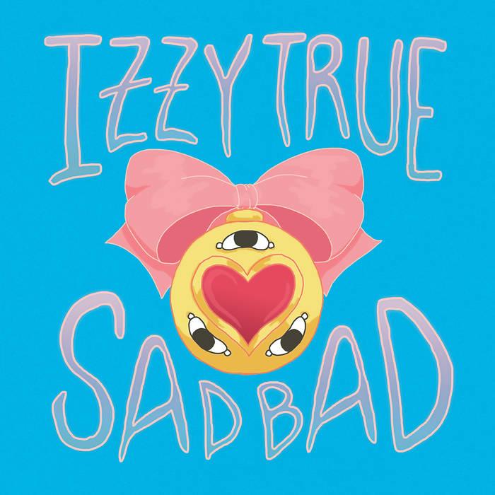 izzy true sad bad album review post trash