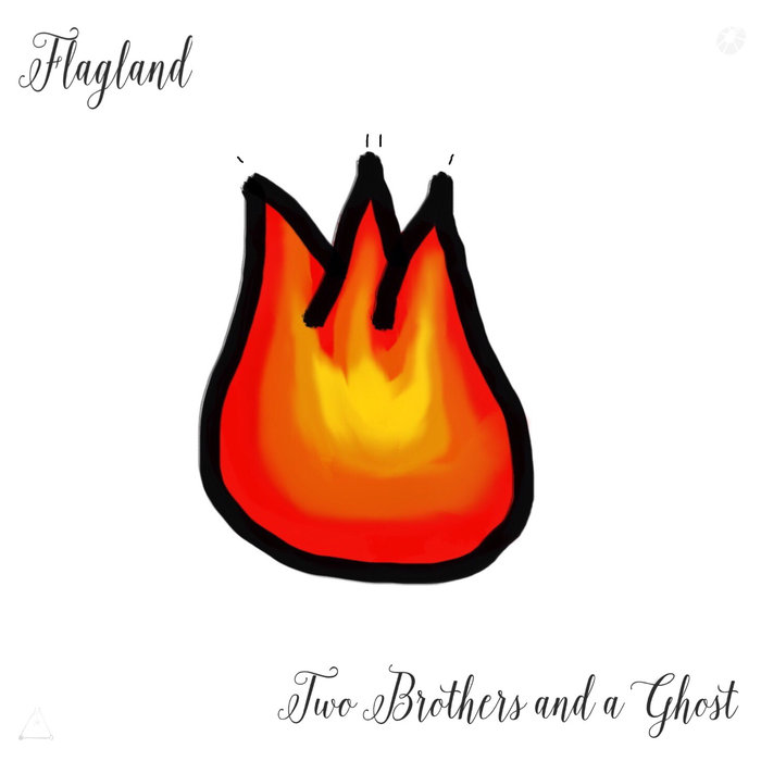Flagland Two Brothers And A Ghost Album Review Post Trash