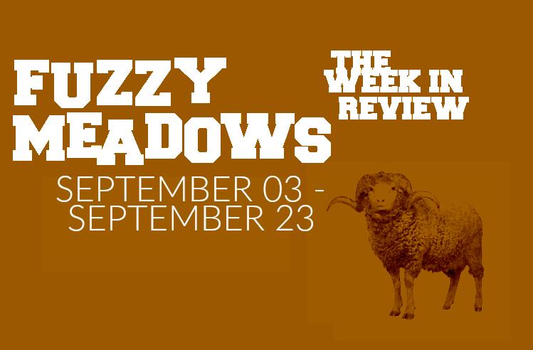 Fuzzy Meadows: The Week's Best New Music (September 3rd - September