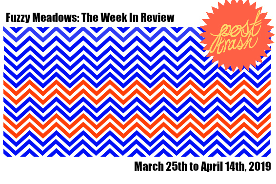 85ce34f5ba2ad Fuzzy Meadows  The Week s Best New Music (March 25th - April 14th)