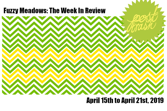 Fuzzy Meadows: The Week's Best New Music (April 15th - April 21st