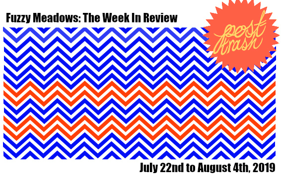Fuzzy Meadows: The Week's Best New Music (July 22nd - August 4th
