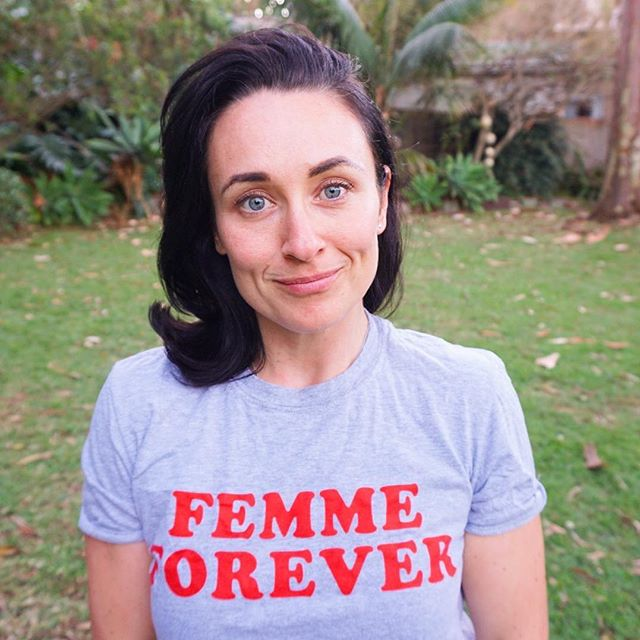 Femme forever alright. I am heading off on a girls trip today and just being alone and not speaking to anyone for the past 60 minutes has made me realise how much energy I expend on everyone else.  Time to slow down and be a quiet femme methinks. All in the name of beauty, of course 💃💃💃