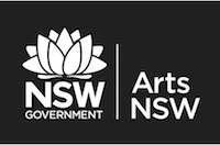 This project is supported by the NSW Government through Arts NSW