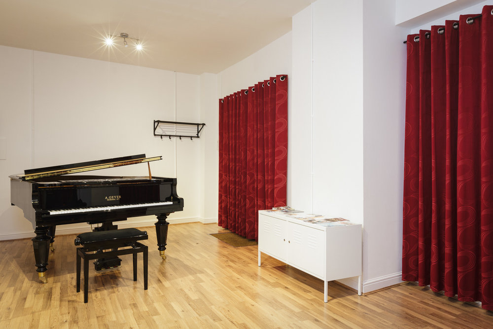 Greenwich Music School at Vanbrugh Studio