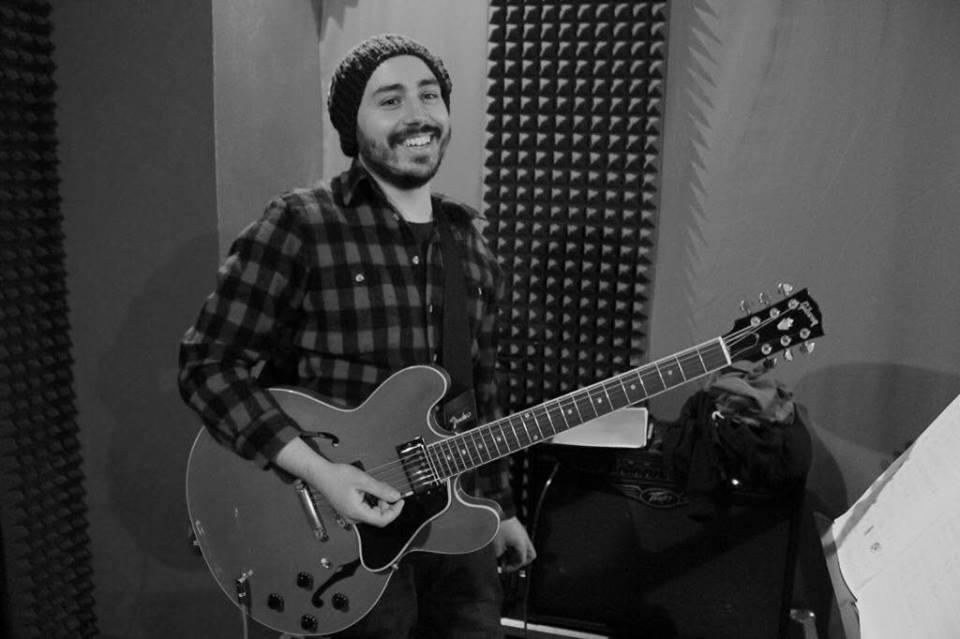 Guitar lessons at Greenwich Music School - Arngeir Hauksson