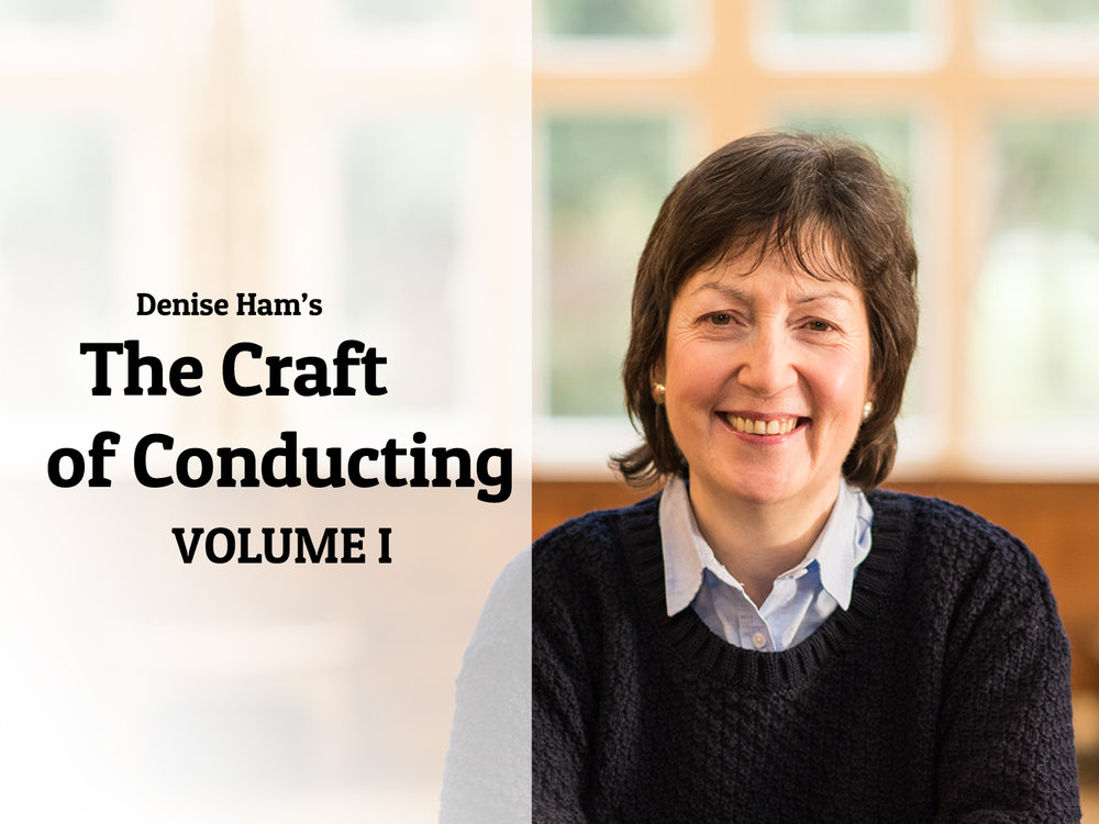 The Craft of Conducting