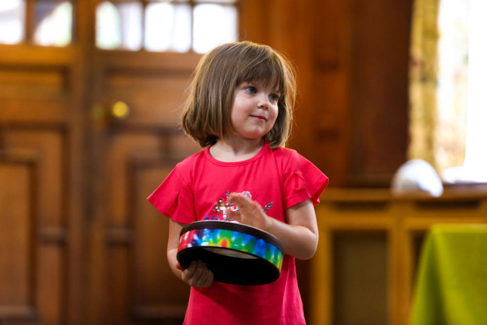 Fourtissimo (4 yrs) - Learn through play and exploration, in this carefully structured course which teaches essential foundation skills for young musicians.