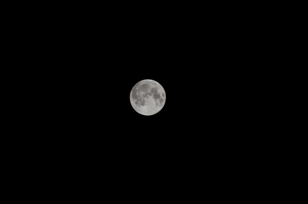 Månen kl 22:58