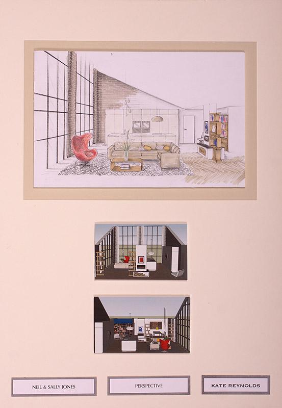 kate reynolds full time certificate interior design - Certificate Of Interior Design