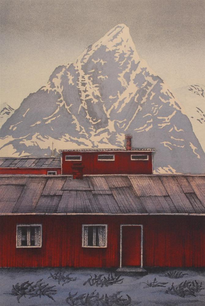 Glimrende Eva Harr — Gulden Kunstverk HR-74