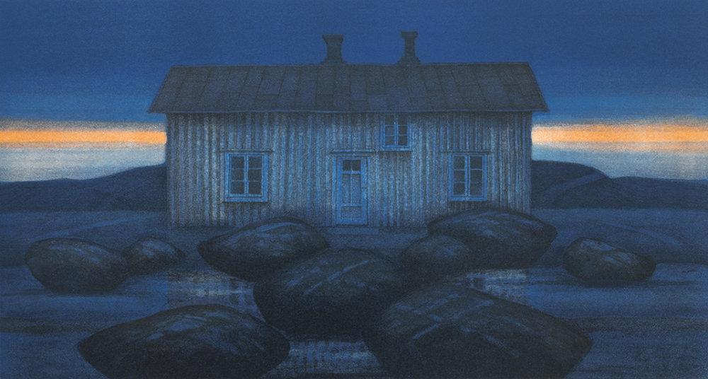 Bare ut Eva Harr — Gulden Kunstverk ZN-33