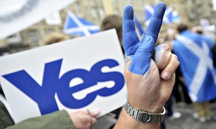 Yes Scotland Referendum Independence