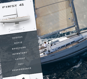 Beneteau Consumer Application