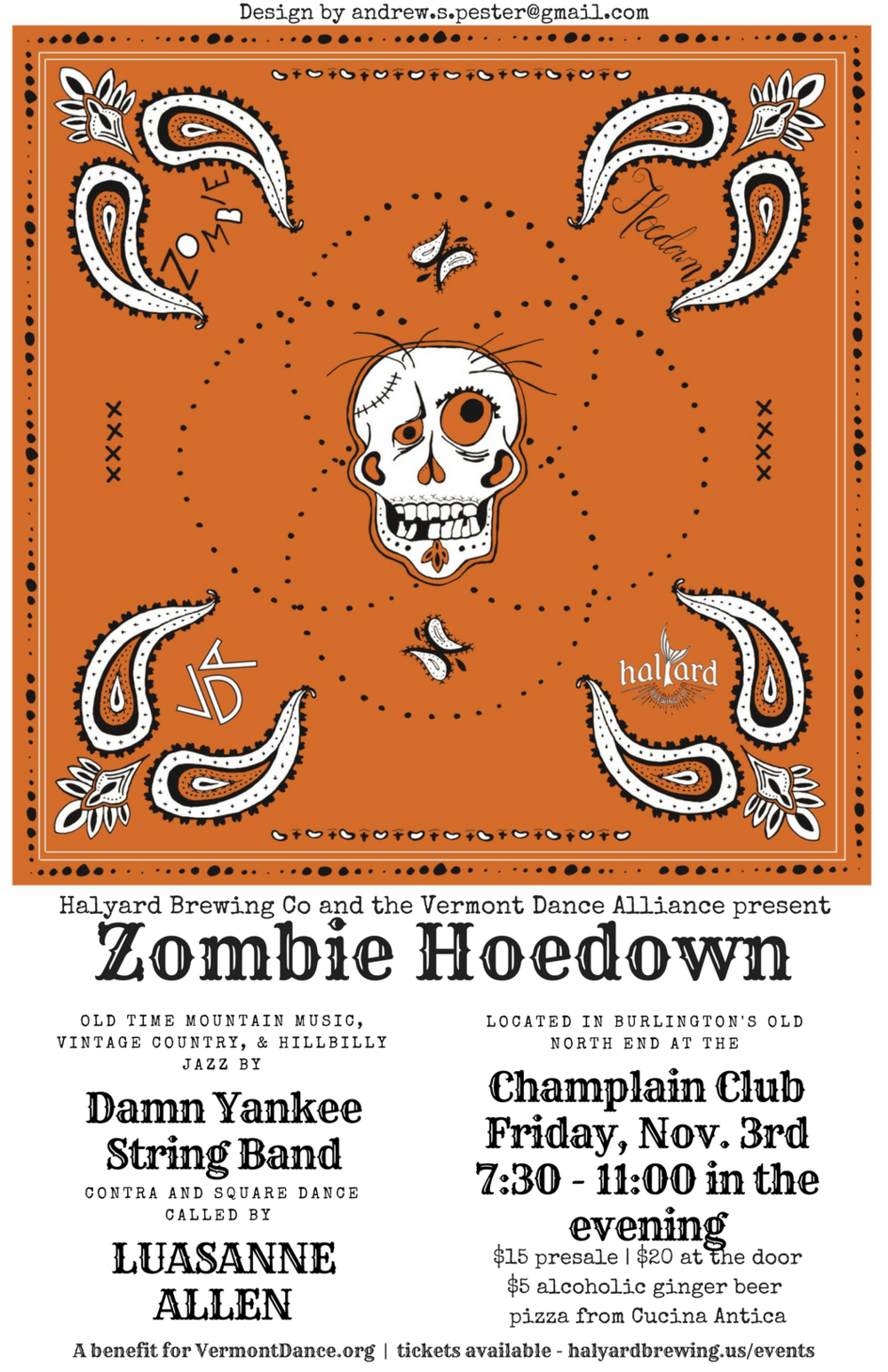 Zombie Hoedown Poster.png