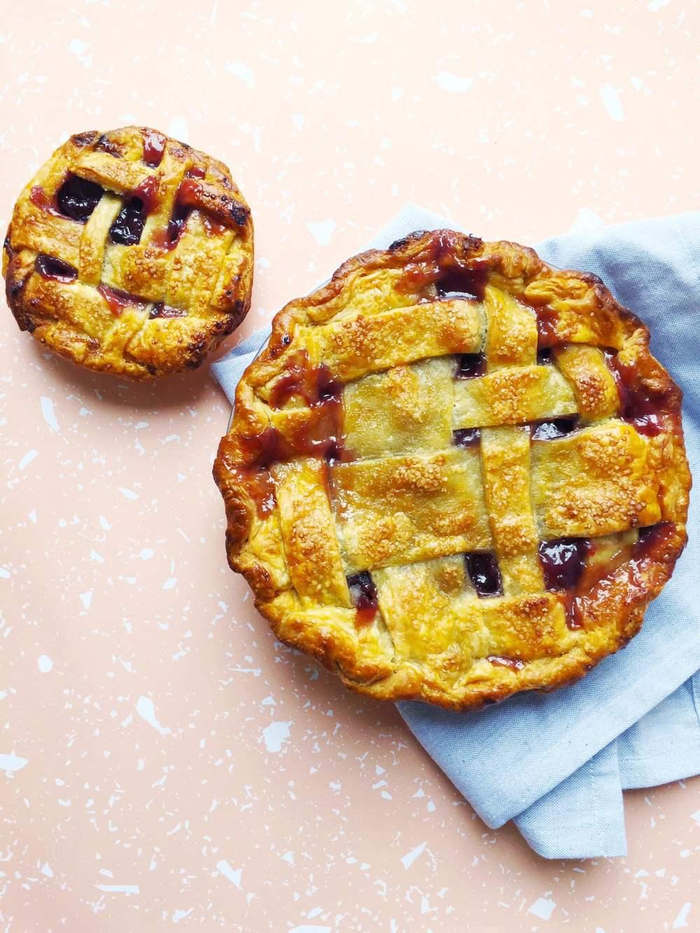 The Best Cherry Pie in London