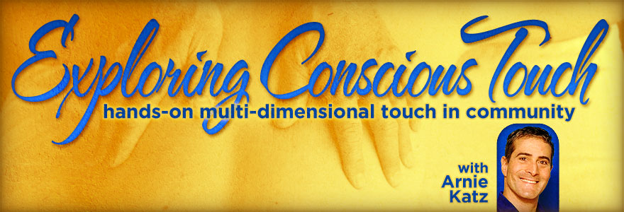 Exploring Concious Touch 2016 Logo Banner