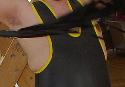 Chest flogging