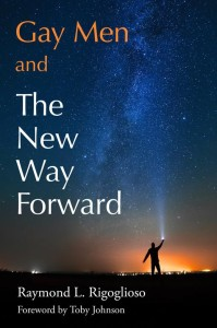 Image of bookcover of Gay men and the New Way Forward