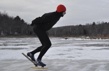 Jpnathan Skating